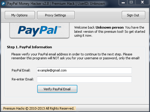 10870462bbb6f118ed1d652f97b30d28 PayPal Money Adder   PayPal Money Hack