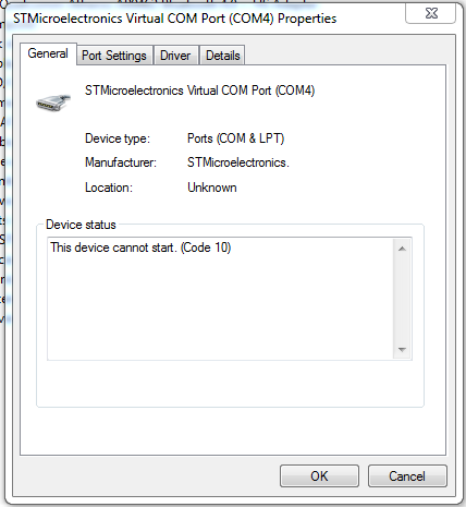 port device manager