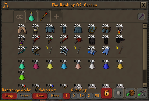 317 Os Arctus Instant Pking Pvming And Skilling They are agressive to players that do not wear an item of zamorak. 317 os arctus instant pking pvming
