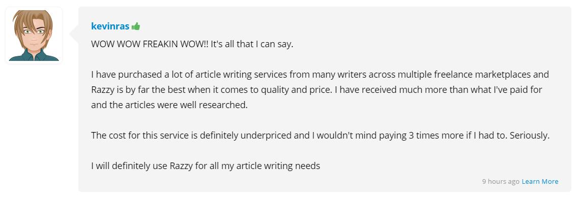 environment sample essay directed writing
