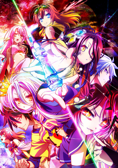No Game, No Life – Online Subtitrat In Romana