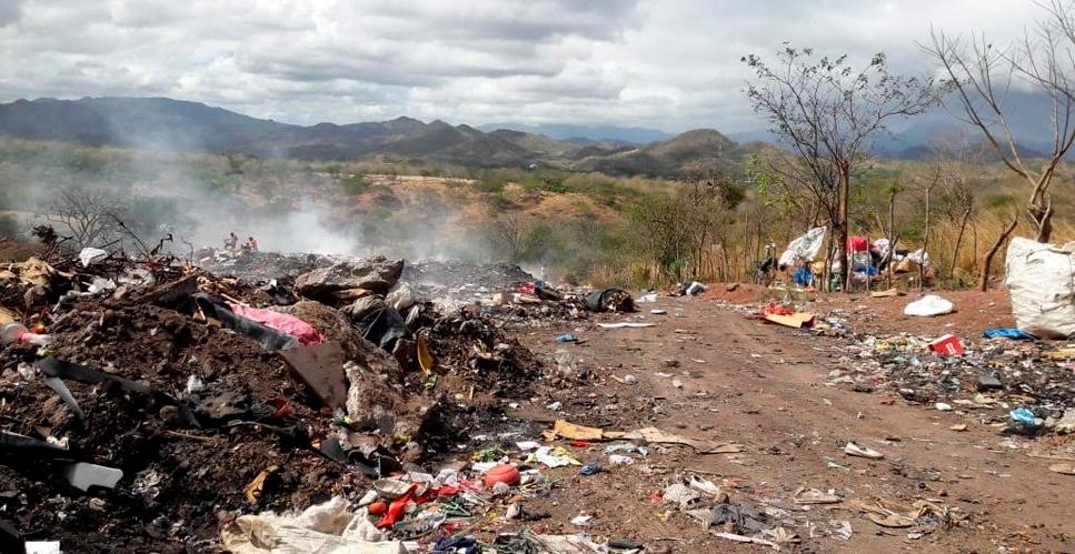 Denuncian afectaciones provocadas por basurero municipal de Condega