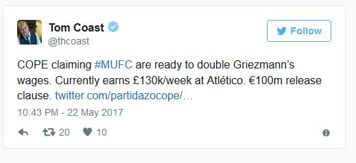OFFICIAL : Antoine Griezmann joins Barcelona  - Page 4 13b2ba78abf901ea504867a20f298c8b