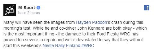 WRC: NESTE Rally Finland [1-4 Agosto] - Página 2 13c84c8941095dee138f77143a1d0a9d