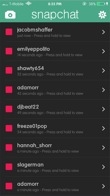 Horny Girls On Snapchat Names-2827