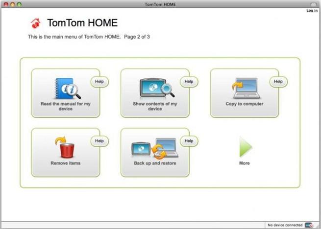 TOMTOM HOME - Instalar