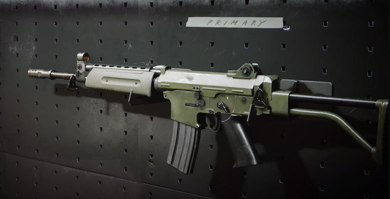 Best Krig 6 loadout in Black Ops Cold War