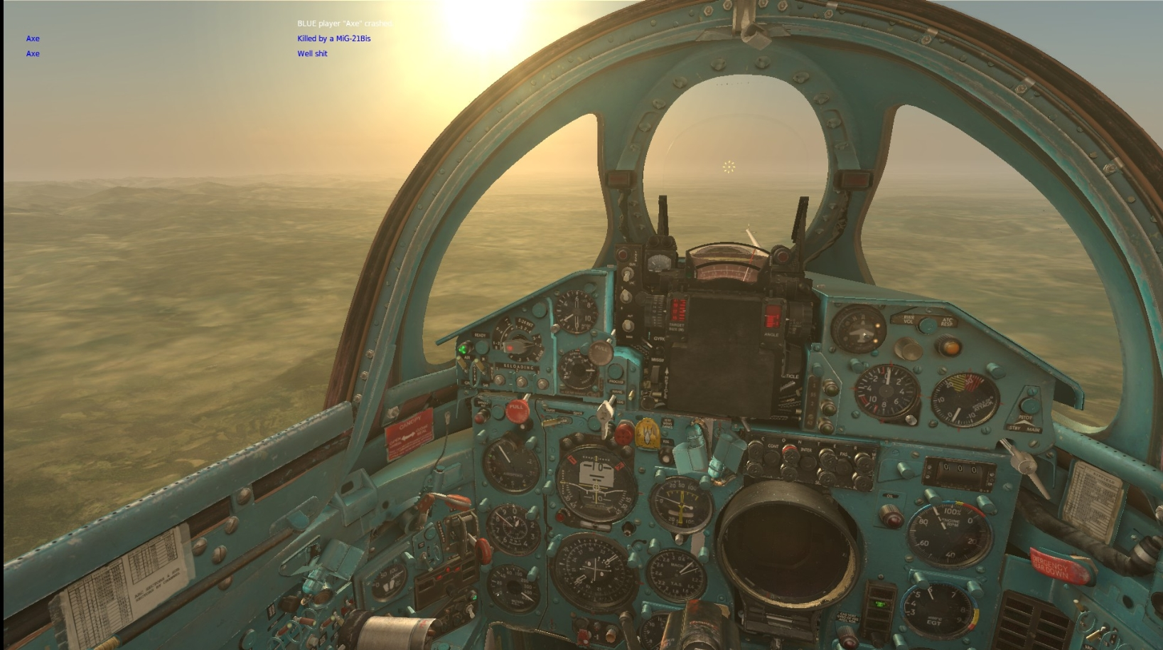 I dont like the Mirage2000 cockpit textures  - SimHQ Forums