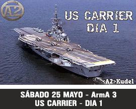 US Carrier dia 1 caja