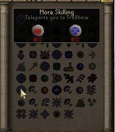Skilling Guide: Agility 155b4ac035466868ca1d47d63d06dee6