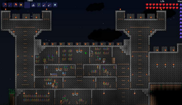 how to get people in terraria