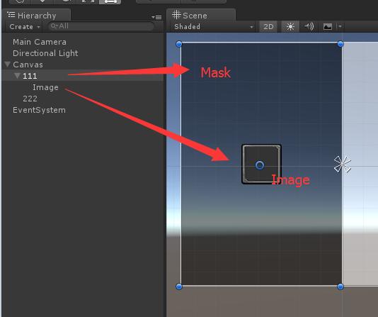 Unity UI (uGUI) & TextMesh Pro