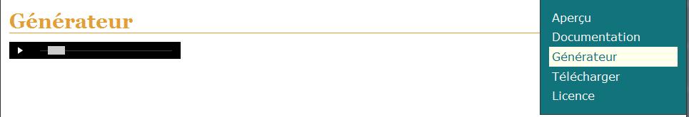 [résolu] - Comment faire apparaître un lecteur mp3 pour lire un fichier audio ? 179d590f9028dcc165d643b3e5f1aa04