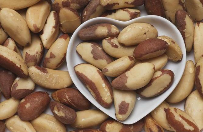anti cancer food brazil nuts