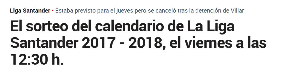 Detenido Ángel María Villar en una operación anticorrupción contra la Federación Española de Fútbol 1838d1a8e66563a0329c1e396e0c4f8b