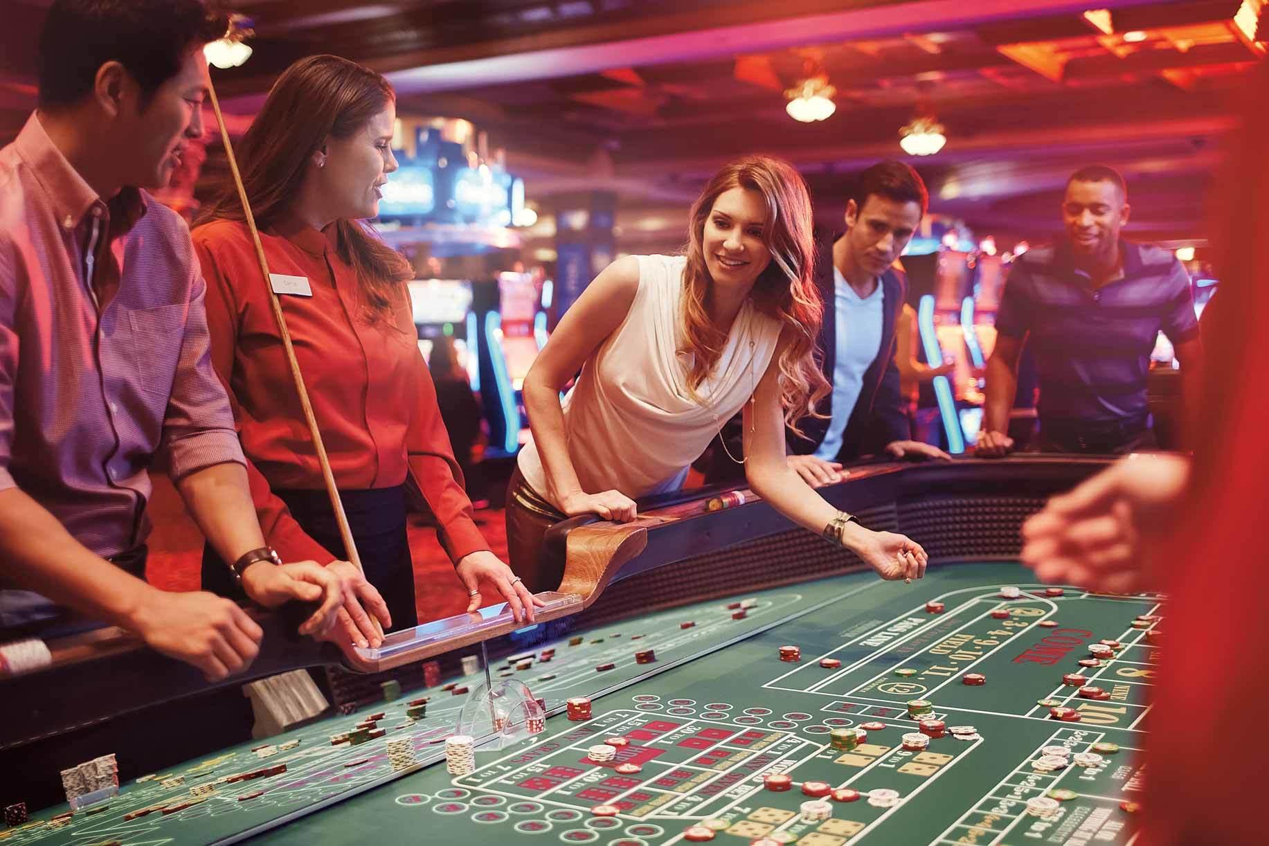 magic eyes casino slots
