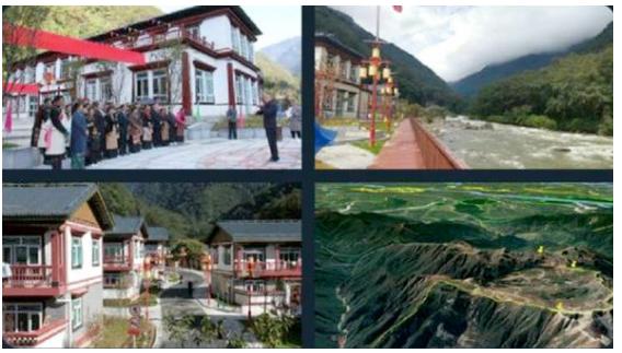 [ 2020年11月23日 ]  【中国】ブータン領内9km入った地点に集落建設か!インドのTVが衛星写真を報道
