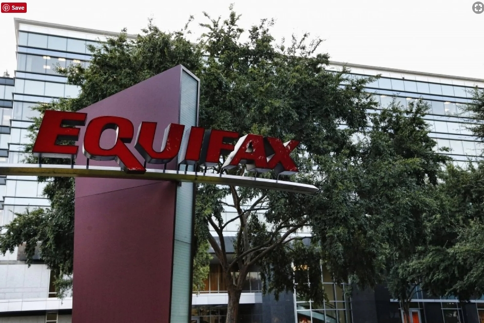 Equifax building in Atlanta (Image Source: Washington Post)