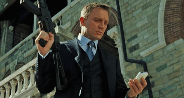 007ダニエル・クレイグ ボンドはトム・フォードで覆われている 20