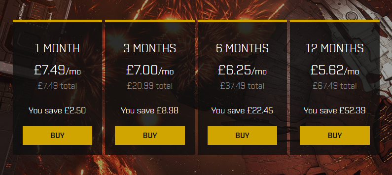 eve online sale, EVE Online Halloween Flash Sale: 24-Hour Discount on All Omega Packages, MP1st, MP1st