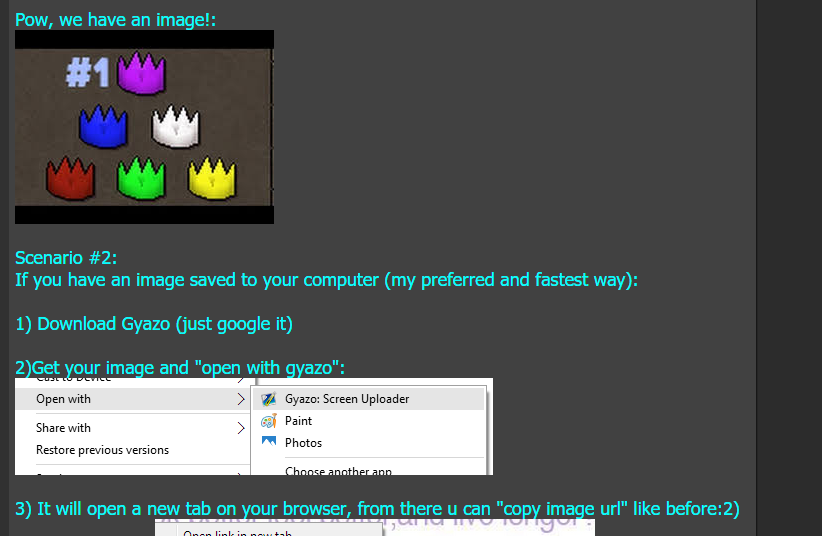 HOW TO UPLOAD PICTURES TO THE FORUMS 1b839602bfad59273d967369462b677d