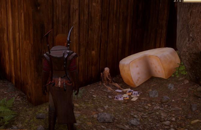 cheese!