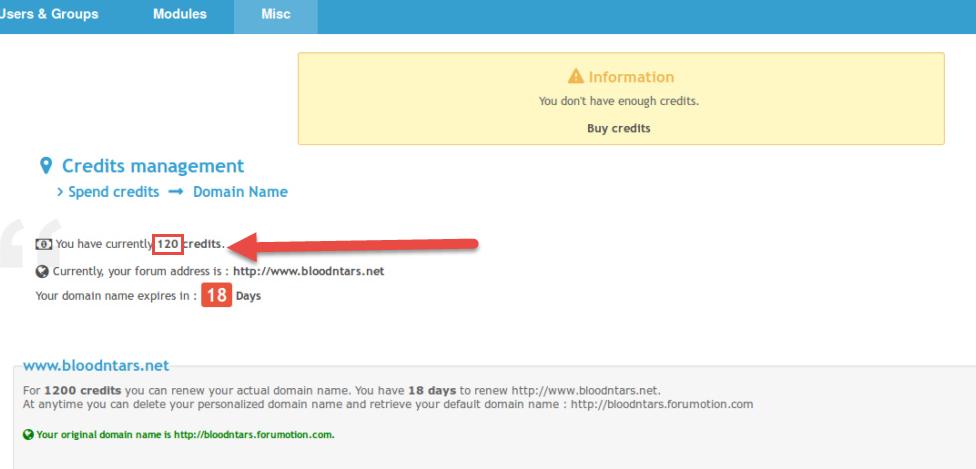 Where is the option to renew domain name? 1c5e00ed7290b0117bb47cc9a6f13379