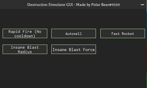 Roblox Simulator Rocket
