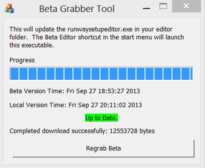 Beta Grabber Tool Update