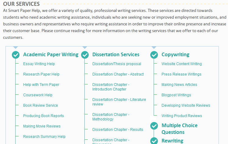 smart paper help