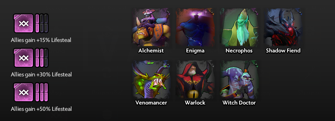 Underlords: The complete guide to Alliances - qihl Dota Underlords