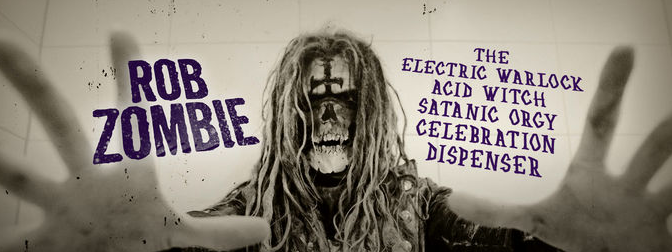 Rob Zombie - The Electric Warlock Acid Witch Satanic Orgy Celebration [iTunes Plus AAC M4A] (2016)
