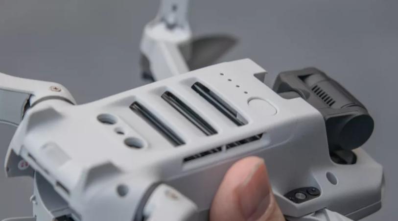 Design der DJI Mavic Mini Drohne