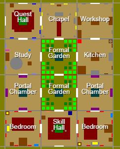 99 Construction Poh Layout Runescape
