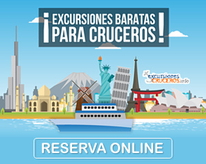 EXCURSIONES CRUCEROS