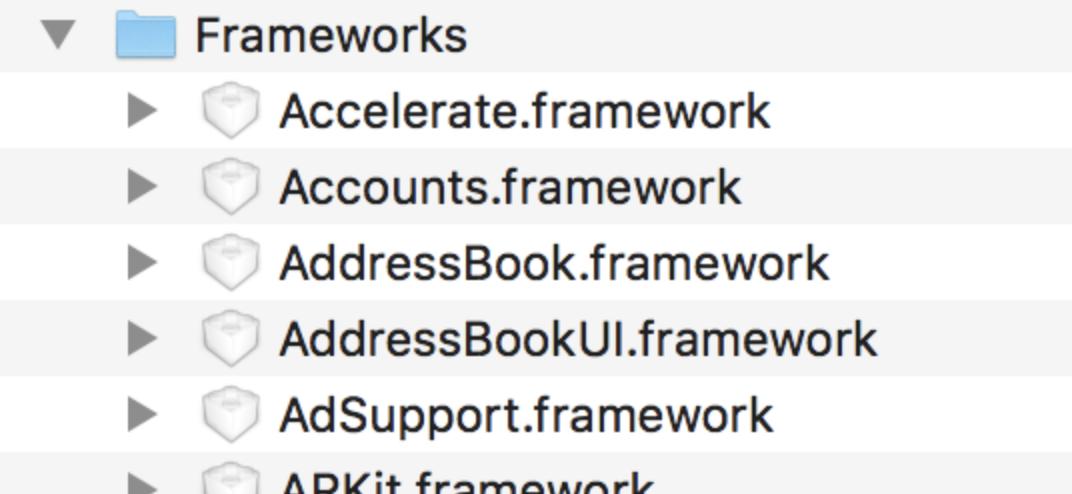 Xcodeビルド時に必要フレームワークをUnity側で自動的にセットする_0