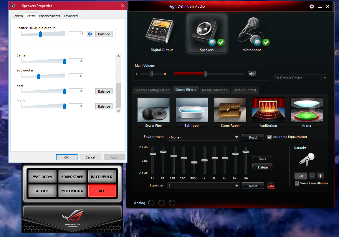ASUS ROG G750JS REALTEK AUDIO DOWNLOAD DRIVER