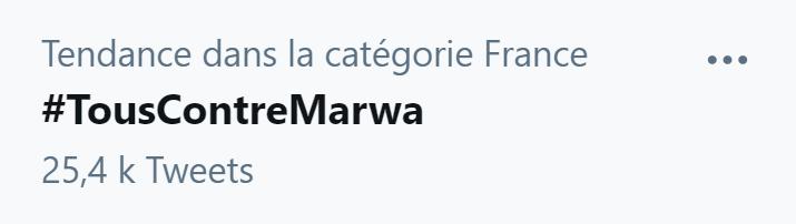 Marwa Loud accusée d'avoir eu recours à la sorcellerie, elle se défend : « Je peux pas être une sorcière, car j'suis trop grosse pour monter sur le ballet »