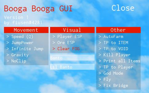 Does Booga Booga Roblox Auto Save S Booga Booga Gui 3 00 Updated 190 Buyers Auto Farm Kill Player Etc