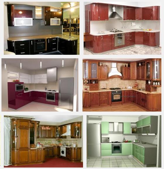 Гнутые фасады для кухни купить кухни на заказ вторчермет