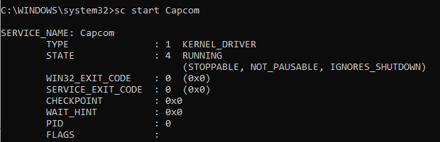 Release] drvmap - driver manual mapper using capcom - Page 9