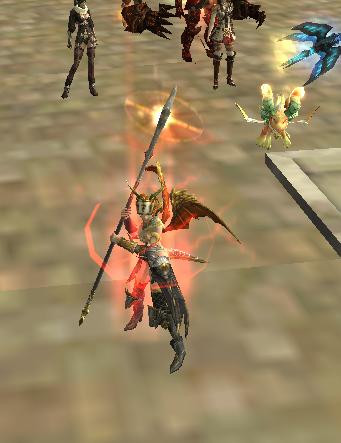 Рыцарь 95 уровень, метеос