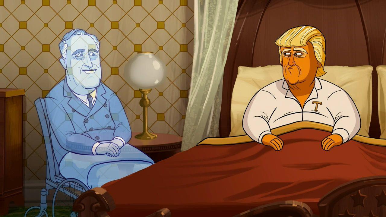 Our Cartoon President Sezonul 3 Episodul 15 Online Subtitrat In Romana