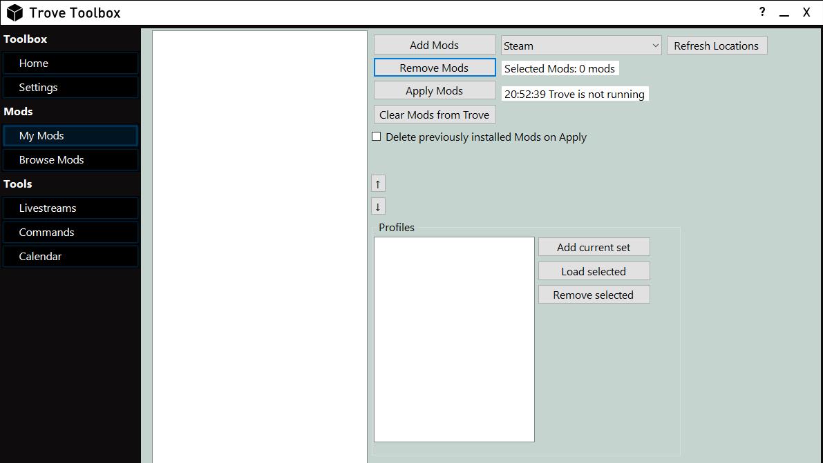 download trove mod loader