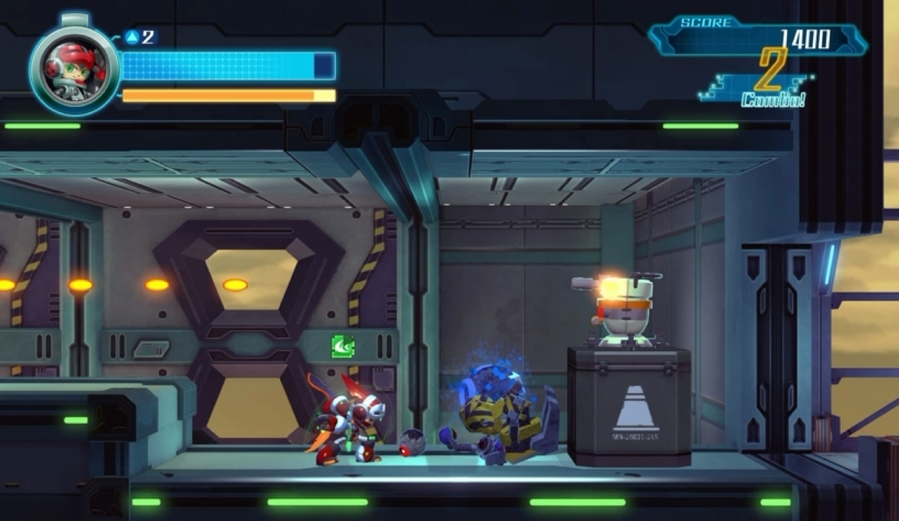 Mighty No. 9 Review – The 4 Million Dollar Man - n3rdabl3