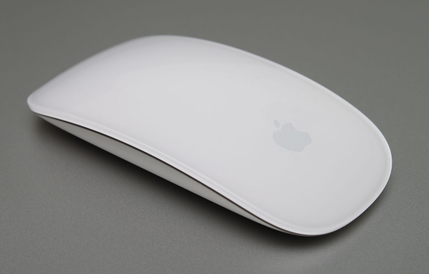 The Magic Mouse works well in tandem with Mission Control so you can switch Spaces easily. (Image source: Wikimedia Commons)