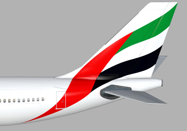 emirates tail logo - photo #13