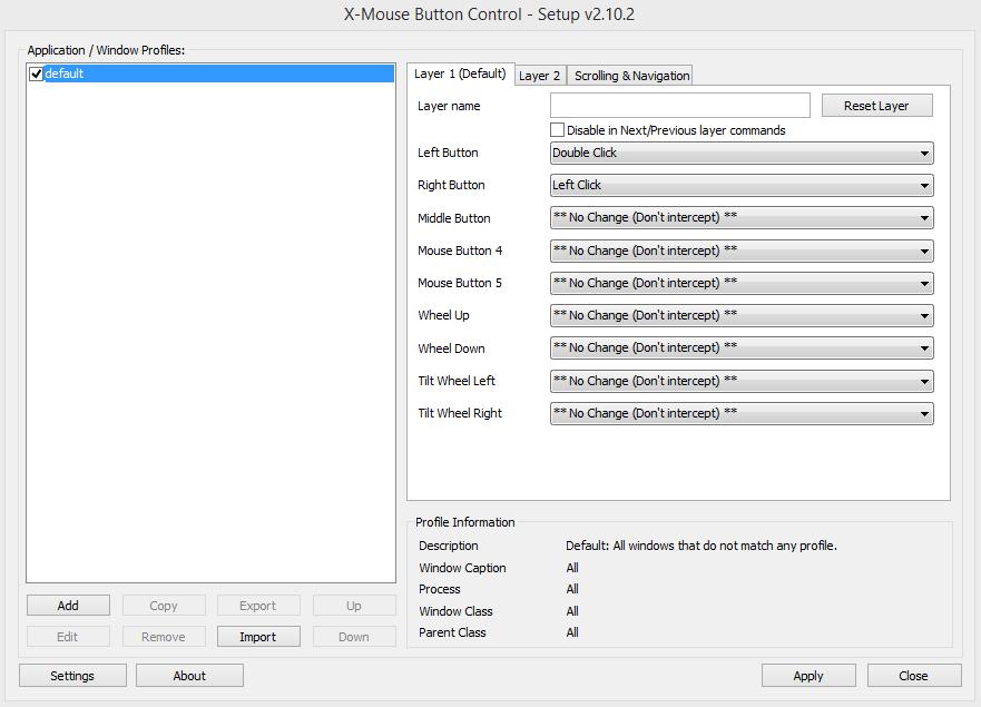 Instalación y uso de X-Mouse [TUTORIAL] 25e6498f9153de8d0829f53d4bfde8d7