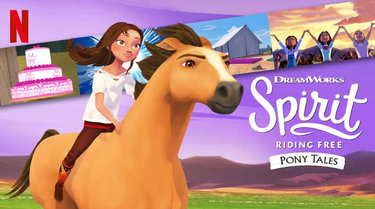 Spirit: Cu Sufletul Liber: Povesti – Online Dublat In Romana