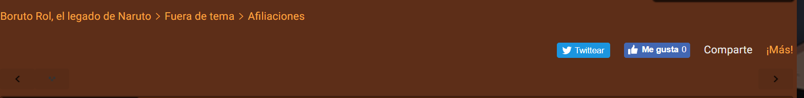 """No aparecen los botones de """"Me gusta"""" o """"Twittear"""" aunque lo tengo activado 25fe321394f11b223e5031fa3ee36b78"""